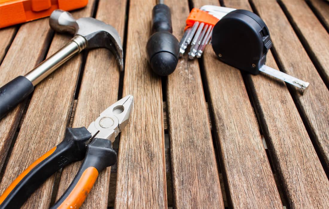 Vraag naar bouwvakkers